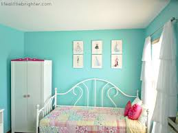 Wallpaper For Walls Teal And Pink My Daughter U0027s Bedroom Inspired By Pinterest Life A Little Brighter
