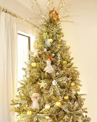 christmas besthristmas treesolorshampagne images on pinterest