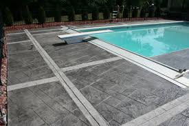 Painting A Cement Patio by Spring Specials On Stained Concrete Installation Stamped Concrete