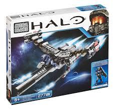 amazon com mega bloks halo booster frame building set toys u0026 games