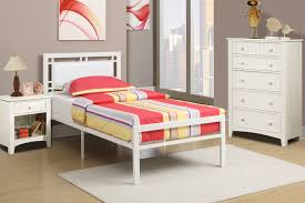Twin Sized Bed White Leather Twin Size Bed Steal A Sofa Furniture Outlet Los