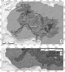 reconstruction of the evolution of the niger river and