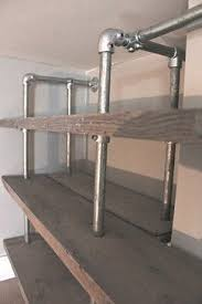Galvanized Pipe Shelving by 150 Best Pipe Accessories Made Easy Images On Pinterest