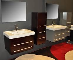 Modern Floating Bathroom Vanities Black Modern Floating Vanity Radionigerialagos