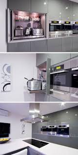 Kitchen Cabinet Garage Door by Kitchen Appliance Garage Rigoro Us