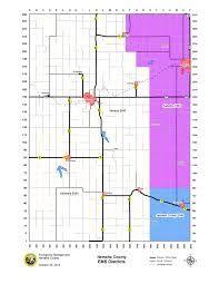 Ks Map Ems Districts
