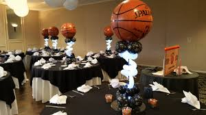 balloon delivery maryland basketball bar mitzvah balloon decoration in maryland dc and