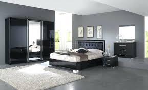 chambre laque noir chambre noir et blanc design chambre a coucher blanc et noir