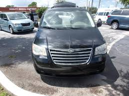 2010 chrylser chrysler touring with rear entry vision conversion