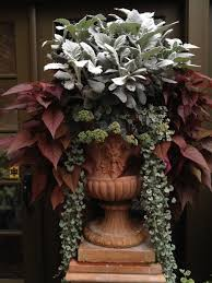 Indoor Garden Containers - 74 best garden urn arrangements images on pinterest flowers