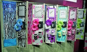 Locker Decorations Ideas Diy Locker Decorations Locker