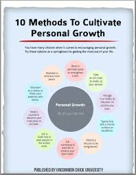 10 methods to cultivate personal growth take the best leave the