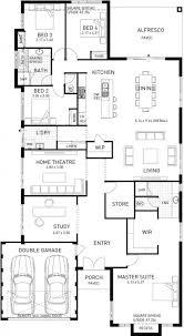 Master Floor Plan Riviera Plunkett Homes
