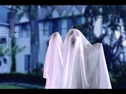 flying ghost halloween decoration youtube