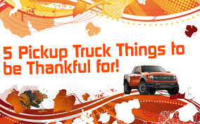 5 truck things to be thankful for this thanksgiving