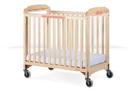 Next To Bed Crib Generation Responder Evacuation Compact Crib