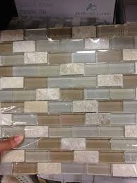 Stone Mosaic Tile Kitchen Backsplash by Tiles Glamorous Wall Tile Lowes Kitchen Backsplash Tiles Lowes