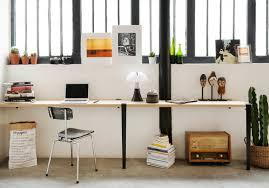 comment faire un bureau comment faire un bureau avec un plan de travail un rebord de fentre