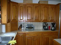 Refinish Kitchen Cabinets Without Stripping Amazing How To Refinish Kitchen Cabinets Without Stripping