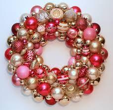 272 best vintage ornament wreaths images on