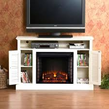 Portable Electric Fireplace Top Tv Stand Gorgeous Portable Fireplaces Lowes Fireplace In