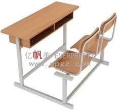 Wooden Student Desk China Wooden Joint Student Double Desk And Chair Classroom Set