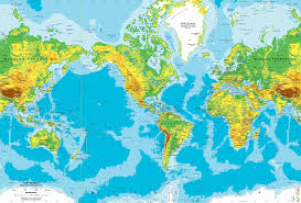 Blank World Map With Lines Of Latitude And Longitude by North America Latitude And Longitude Map America Map Latitude And