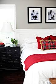 easy holiday bedding and bedroom makeover pink peppermint design