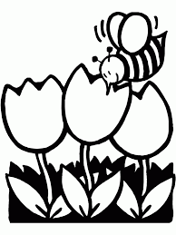 springtime coloring pages snapsite me