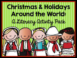 teaching about holidays around the world learning at