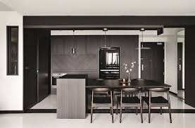 how to make an open concept kitchen how to make an open concept kitchen work in a small bto flat