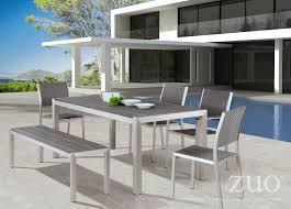 Outdoor Modern Dining Chair Metropolitan Dining Chair By Zuo Modern Modern Outdoor Dining