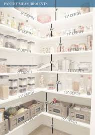 Kitchen Pantry Design Ideas by The Ultimate Pantry Layout Design Custom Shelving Layout Design