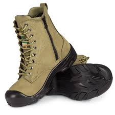 womens work boots steel toe work boots for with zipper csa approved