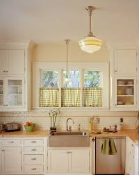 Tiles In Kitchen Ideas Two Arts U0026 Crafts Kitchens Bungalow Basic U0026 Adirondack Spirit