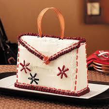 cake purse purse cake recipe taste of home