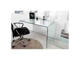 Breiter Schreibtisch Schreibtisch Aus Gebogenem Glas Bend
