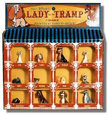 lady tramp disneykins
