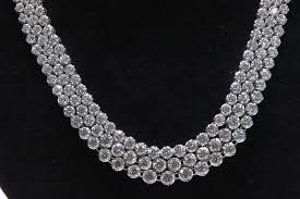 diamond necklace images photos images Diamond necklaces facets gems jpg