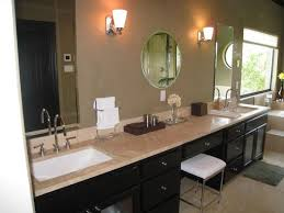 lovely charming bathroom vanity with makeup counter top 25 best