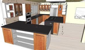 sketchup kitchen design sketchup kitchen design and kitchen and