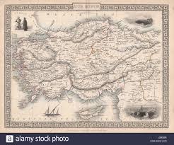 Asia Minor Map History Of Asia Minor Stock Photos U0026 History Of Asia Minor Stock