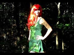 Poison Ivy Halloween Costume Diy Diy Poison Ivy Halloween Costume
