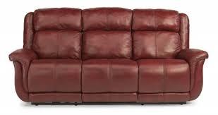 power recliner sofa leather brookings flexsteel com