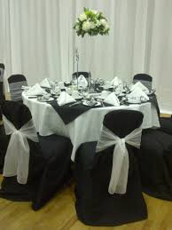 black and white chair covers black chair covers chairs with flair
