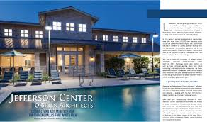 jefferson center o u0027brien architects