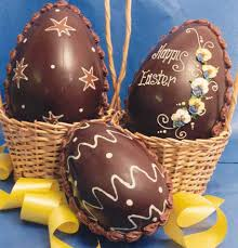 personalized easter eggs personalised chocolate easter eggs happy easter 2017