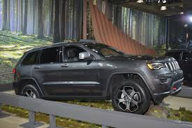 gunmetal grey jeep new trailhawk is the most off road capable jeep grand cherokee 30