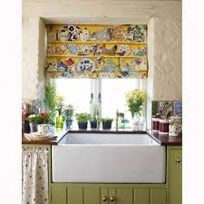Fabric For Kitchen Curtains 144 Best Kitchen Curtain Fabric Ideas Images On Pinterest