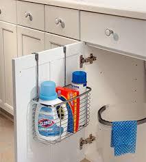 Bathroom Cabinet Organizer Under Sink by 45 Best Under Sink Storage Images On Pinterest Organization